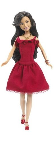 Mattel: HIGH SCHOOL MUSICAL Gabriella Doll