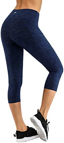 LifeSky Pockets Control Leggings Athletic