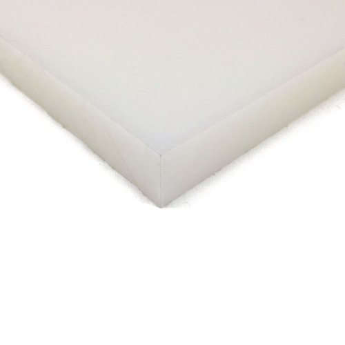 "HDPE / Sanatec (Cutting Board) White - 24"" x 24"" x 1/2"" T..."