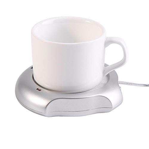 AVGDeals Electric USB Tea Coffee Cup Mug Warmer Heater Pad Chocolate Insulation Coaster - Coaster Chocolate
