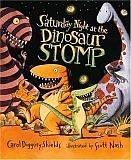 Saturday Night at the Dinosaur Stomp, Carol Diggory Shields, 1564026930