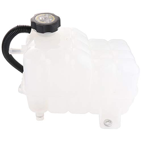 cciyu Coolant Tank Reservoir Fits for 2002-2006 Cadillac 1999-2007 Chevrolet 1999-2007 GMC 2003-2009 Hummer 15066786 15778386