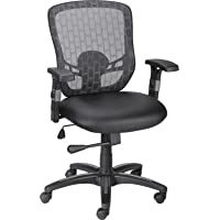 Staples Corvair Luxura Mesh Back Task Chair (Black)