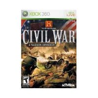 History Channel Civil War: A Nation Divided - Xbox 360 (Amazon Xbox compare prices)