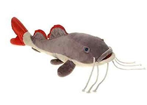 20 Inch Red Tail Catfish Plush Stuffed Animal by ()
