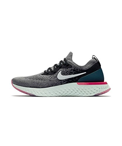Teal Compétition Multicolore Gunsmoke Femme WMNS 010 Running React de Black Flyknit Epic White Nike Chaussures Geode 6wq0p