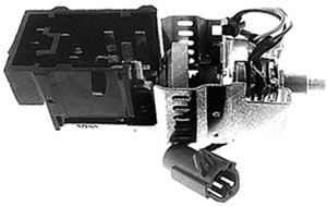 Standard Motor Products DS-451 Headlight Switch - Mercury Marquis Headlight Switch