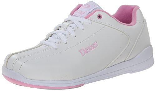 Dexter Frauen Raquel IV Bowlingschuhe Weiß / Pink