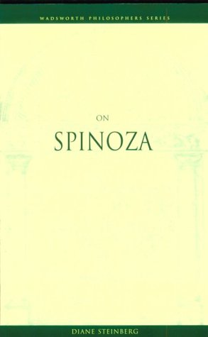 On Spinoza (Wadsworth Philosophers Series)