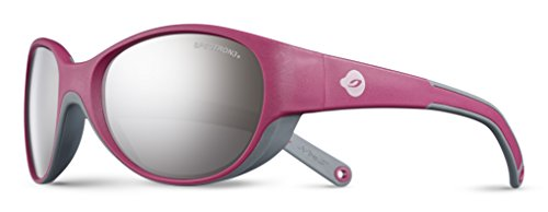 Julbo Kids Sunglasses - Julbo Lily, Fuchsia/Dark Gray, Smoke, One Size