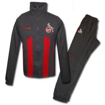 1. FC Köln Trainingsanzug für Kinder von Reebok, Größe:128