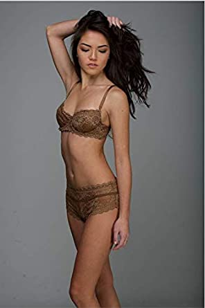 b48a1de5321 Amazon.com  Colette   Sebastian Premiuim Jasmine Brief  Color Brown ...