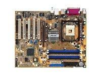 Asus Computer ATX MBD 875P S478 800FSB-ETH SATA RAID 8X 6CH AUD ( P4C800-E DELUXE ) - Asus P4c800 Deluxe Motherboard