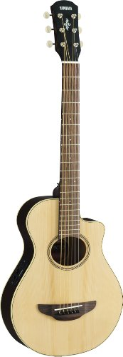 Yamaha APXT2 3/4-Size Acoustic-Electric Guitar – Natural