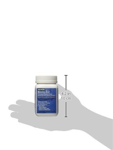 SinuAir Powdered Saline, 200g Bottle