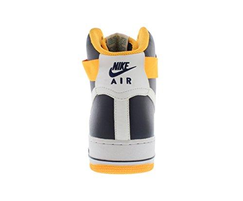 Nike Air Force 1 Hoch '07 Lv8 Mens Style: 806403 Obsidian / Weiß-trb Grün-atmc Mng