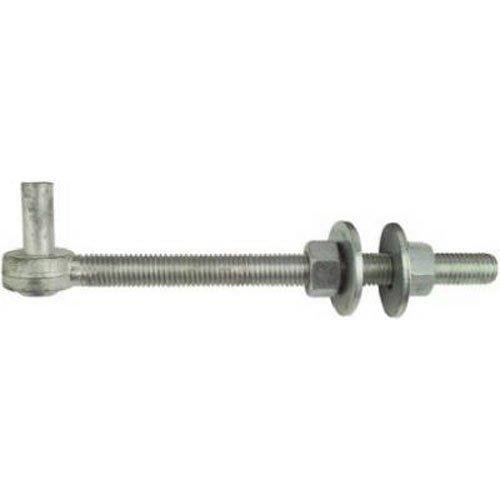 - NATIONAL/SPECTRUM BRANDS HHI N130-617 5/8 x 8 Zinc Bolt Hook