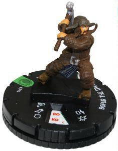 (Heroclix The Hobbit: An Unexpected Journey #014 Bofur the Dwarf with Character)