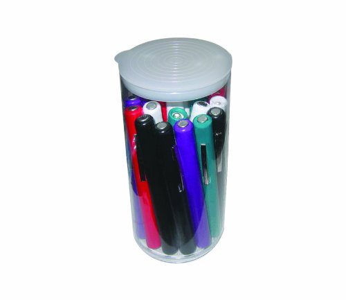 ADC Adlite 358 Disposable Penlights, Display Pack of 22, in Assorted Colors ()