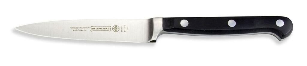 Mundial 5100 Series 4-Inch Paring Knife, Black by Mundial