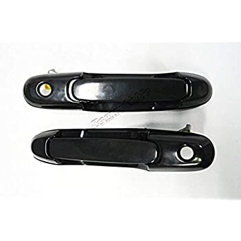 Remarkable Power E1D20 Outside Door Handle Front Left & Right No Paind Fit For 98-03 Toyota Sienna NEW