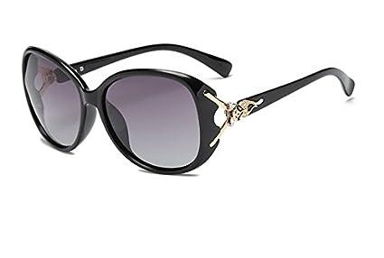 Huertuer Retro Fox - Gafas de sol reflectantes para viajes ...