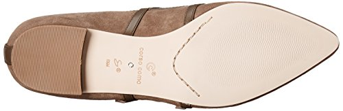 Corso Como Mujeres Mince Ballet Flat Taupe Suede
