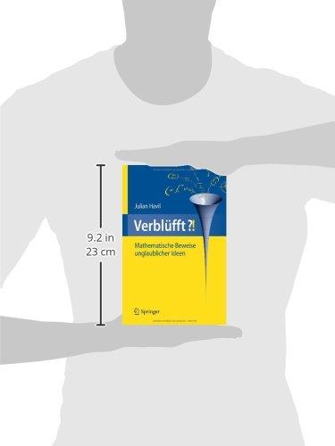 Verblüfft?!: Mathematische Beweise unglaublicher Ideen (German Edition)