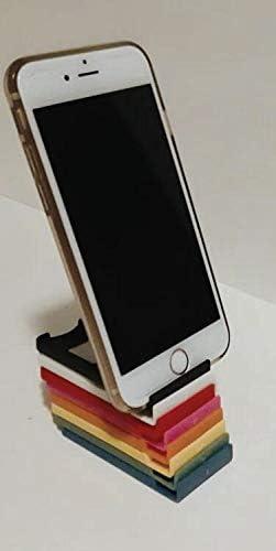 Generico 8 soportes de bolsillo, diseño plegable, soporte para móvil, soporte de mesa para iPad, tablet, e-reader, teléfonos móviles, Kindle, paquete de 8 para regalo amigos y familiares: Amazon.es: Electrónica
