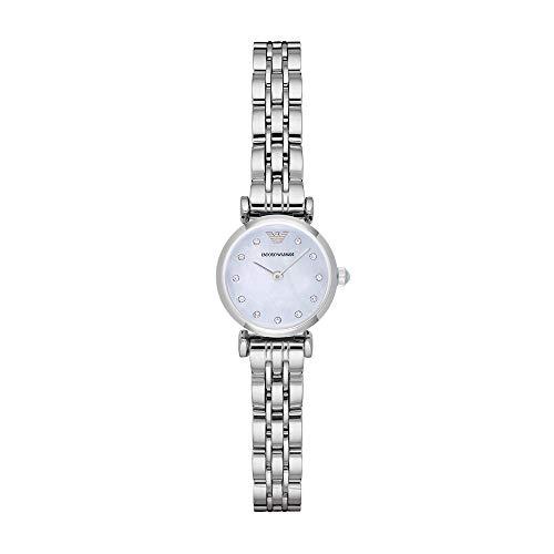 Emporio Armani Women's AR1961 Dress Silver ()
