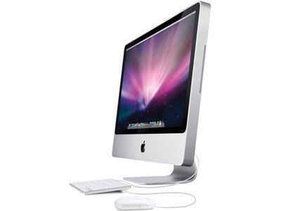 Apple iMac 24 3.06GHz 4GB 1TB SD MB420J A