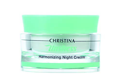 Unstress Harmonizing Night Cream – Overnight Skin Recovery for All Skin Types, 1.7 fl. oz 50 ml