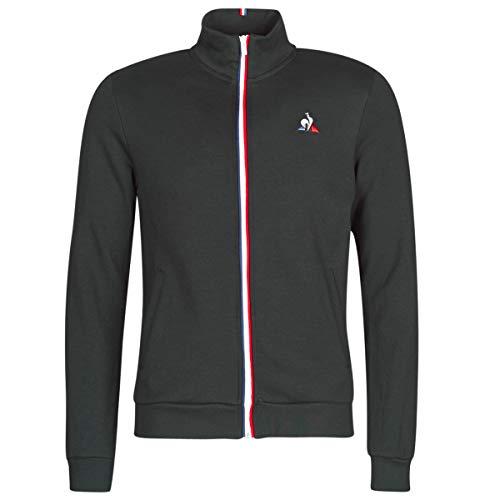 Le Coq Sportif Mens Essentials Full Zip Sweatshirt