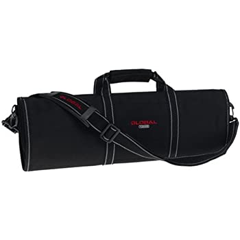 Global G-668/16 - Knife Roll with Handle and 16 Pockets