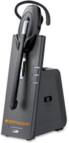 Zum Pro USB/DECT 6.0 Headset, Gray, Gray by Spracht by Spracht (Image #1)