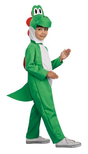 Super Mario Yoshi Costume (Super Mario Brothers Costume - Medium)