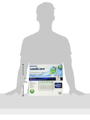Philips-Sonicare-1180-Intercare-Brush-Head-6-Count