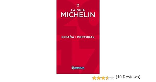 Guía España Portugal 2017 michelin : Hotels & Restaurants: Amazon ...