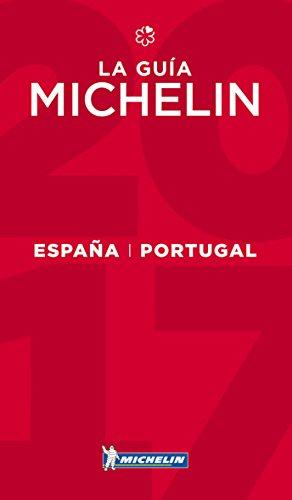 MICHELIN Guide Spain/Portugal (Espana/Portugal) 2017: Hotels & Restaurants (Michelin Red Guide) (Portuguese and Spanish Edition)