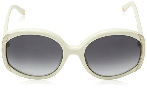 Gris Mujer Gafas Nina Sol Shiny de Ricci para Cream YwUHP1