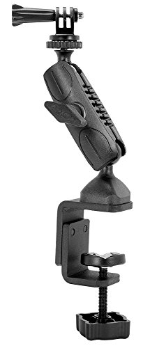 ARKON RESOURCES Adjustable Clamp Mount for GoPro HERO Act...