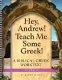 Hey, Andrew! Teach Me Some Greek! Level 5, Workbook