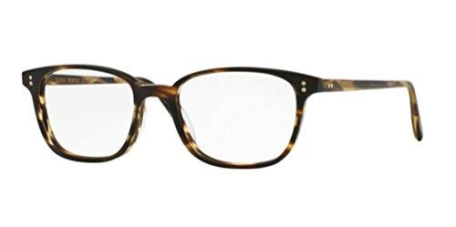 Oliver Peoples Maslon - Cocobolo Semi Matte - 5279 51 1474 - Eyeglasses Custom Online