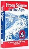 Front cover for the book From Salerno to the Alps: History of the Fifth Army, 1943-45 by Chester G. Starr