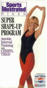 Cheryl Tiegs VHS