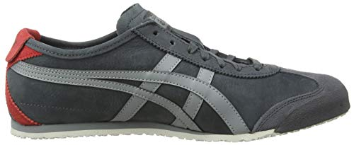 Grey 020 De Grey Adulte Asics Mixte Fitness Gris dark stone Chaussures Messico 66 qwPxtPnz7H