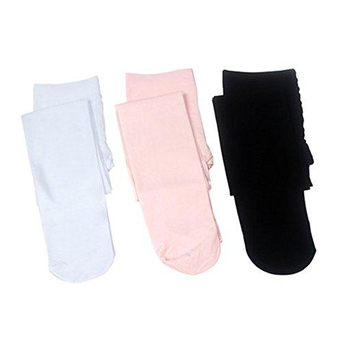 Price comparison product image Velvet 80D Child Dance Sock Panty Hose Girls Soft Elastic Collant Professional Ballet Ballet Tights Dance Leggings Adult Pantyhose Dance Socks (M)