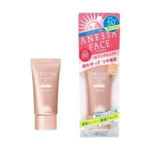 Shiseido ANESSA Facial Sunscreen BB Light Color 30g | SPF50+ PA+++