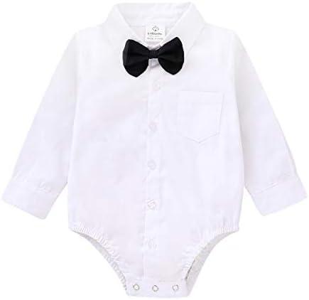 ROMPERINBOX Infant Bodysuit Rompers Wedding product image