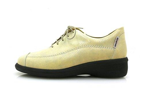 pelle lacci Rolly pelle comode lingerie basse scarpe lacci in Mephisto vwAxqftt